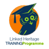 Logo for Linked Heritage training programme